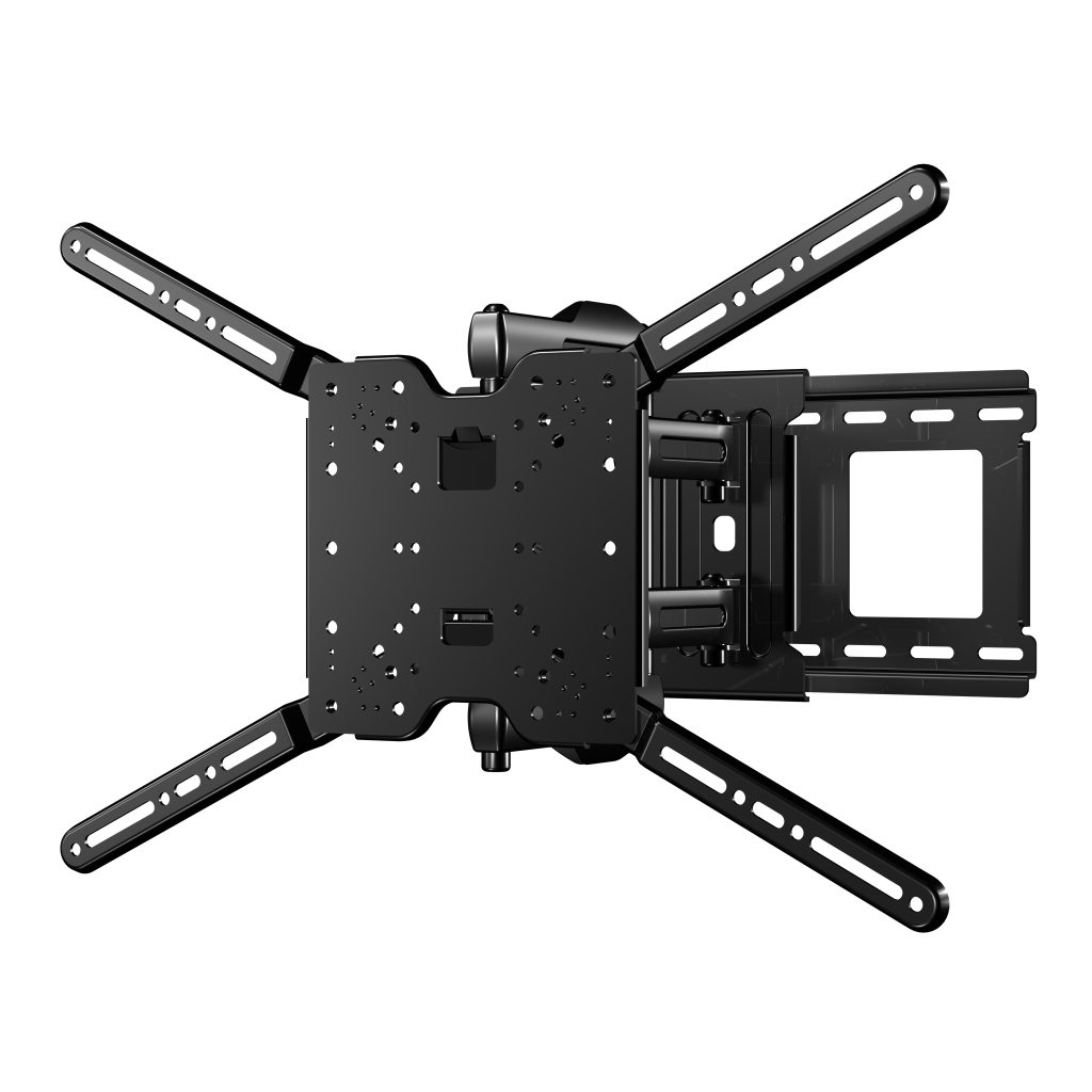 sanus decora dlf115 full motion wall mounts mounts products sanus decora. Black Bedroom Furniture Sets. Home Design Ideas