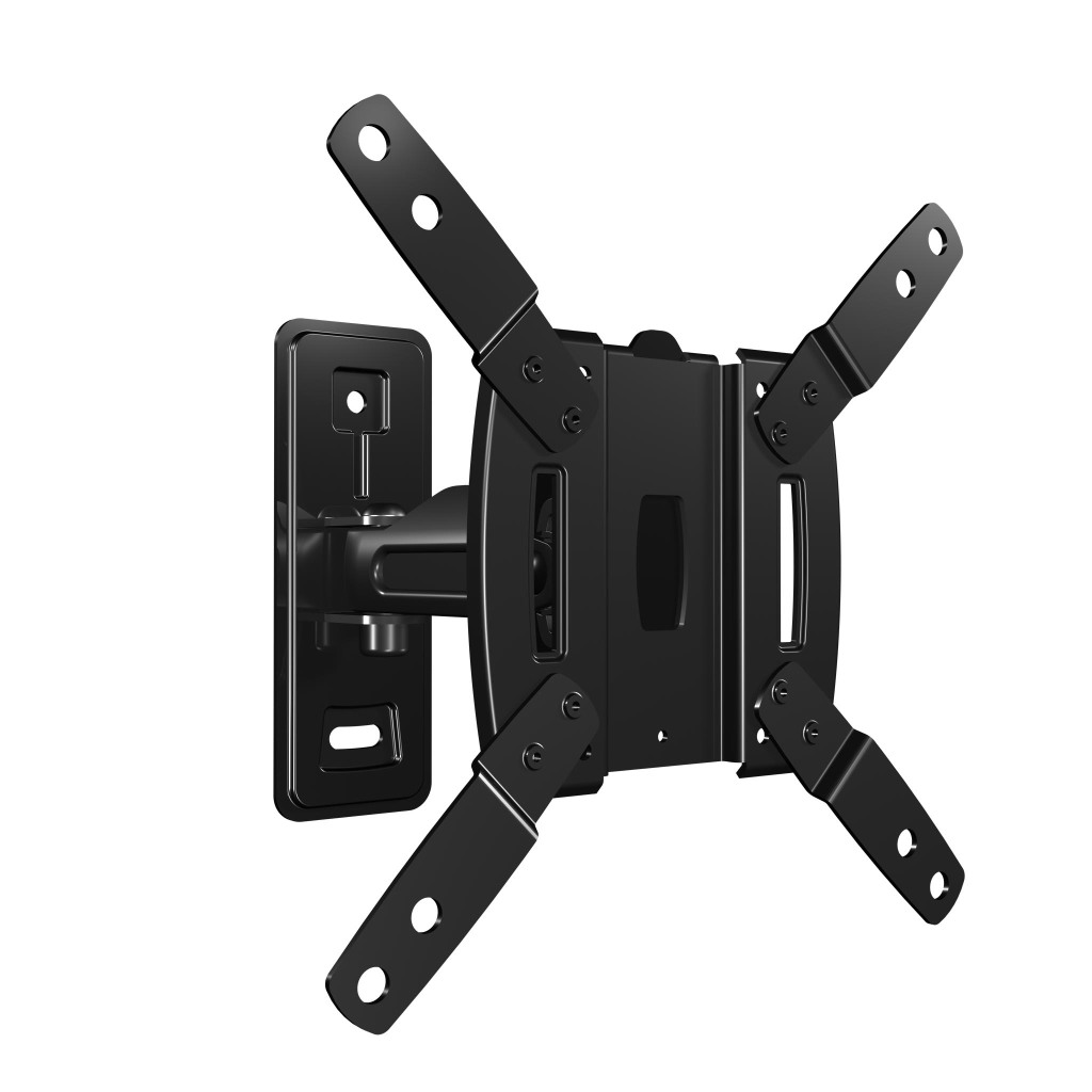 sanus decora dsf107 full motion wall mounts mounts products sanus decora. Black Bedroom Furniture Sets. Home Design Ideas